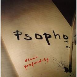 Psopho - Sheer profundity NEW SOUND 0033