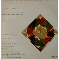 Various Artists - Concierto inaugural... AA 1185-010/11