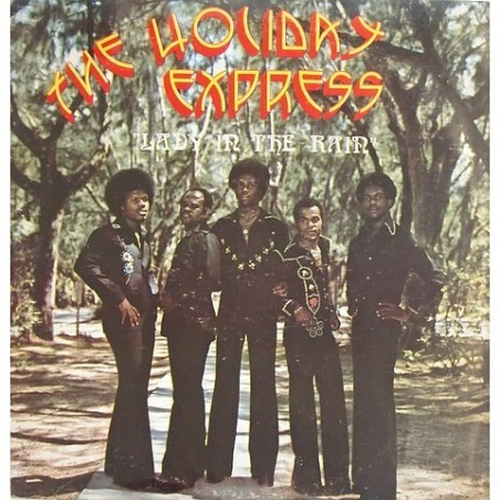 Holiday Express - Lady in the rain HE - 001