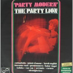 Party Lion - Party Modern ZV-605