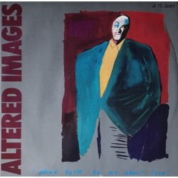 Altered images - Don't Talk To Me About Love A 13-3083