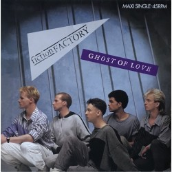 Fiction factory - Ghost Of Love CBSA 12.3819