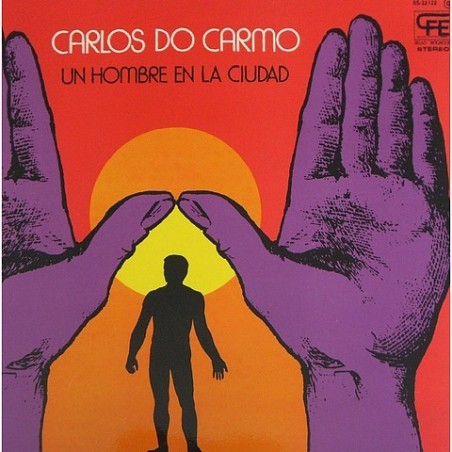 Carlos do Carmo - un hombre en la ciudad BS-32122