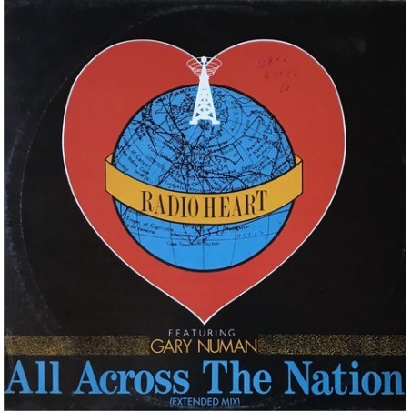 Radio heart - All Across The Nation 6.20831
