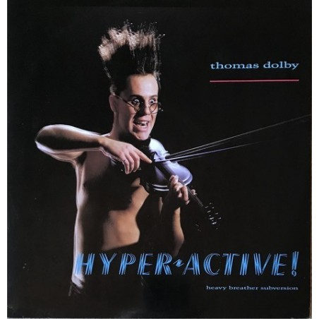 Thomas Dolby - Hyper-active! (Heavy Breather Subversion) 12r 6065