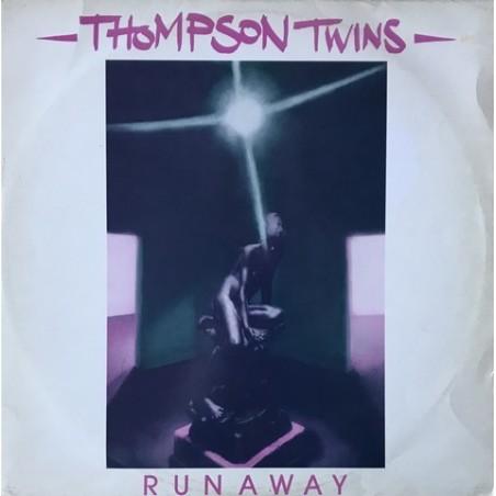Thompson twins - Runaway TEE 125