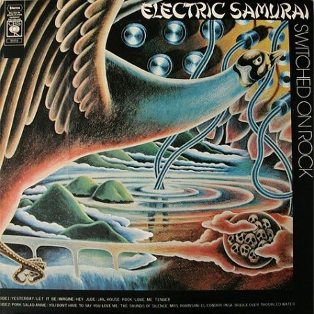 Electric Samurai - Switched on Rock 80353