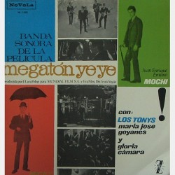 Micky y los Tonys - Megaton Ye-Yé OST NL -1002