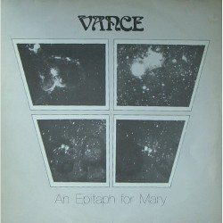 Vance - An epitaph for Mary VRL 0183M