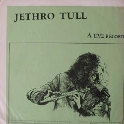 Jethro Tull - A live record 0