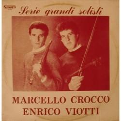 M. Crocco / E. Viotti - Serie Grandi Solisti LP 5442