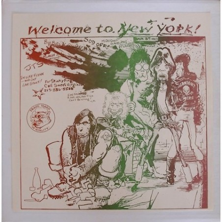 Rolling stones - Welcome to New York 2185