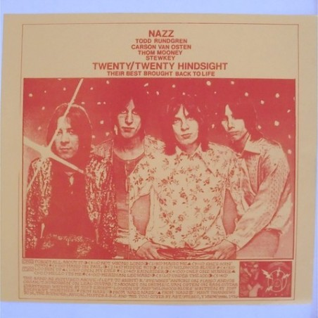 Nazz - Twenty / Twenty Hindsight 1936