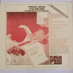 Procol Harum - Five and Dime 1990