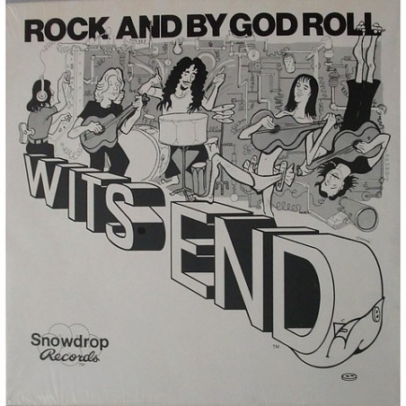 Wits End - Rock and by god Roll DR 1101