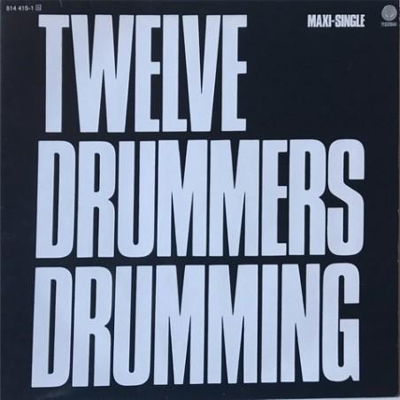Twelve drummers drumming - Lonely 814 415-1