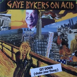 Gaye bykers on acid - Git Down (Shake Your Thang) VST 1008