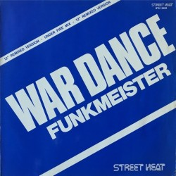 Funkmeister - War Dance (Under Fire Mix) STH 5502