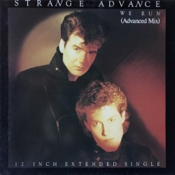 Strange Advance - We Run (Advanced Mix) 1C K 060-20 0629 6