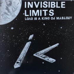 Invisible limits - Love Is A Kind Of Mystery LCR 004