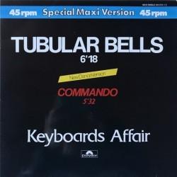 Keyboards affair - Tubular Bells / Commando 815 273-1