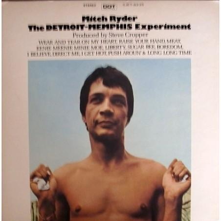 Mitch Ryder - Detroit - Memphis Experiment SJET-8235