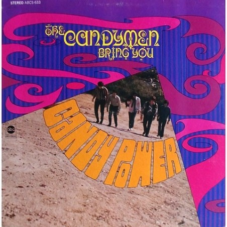 Candymen - Candy Power ABCS-633