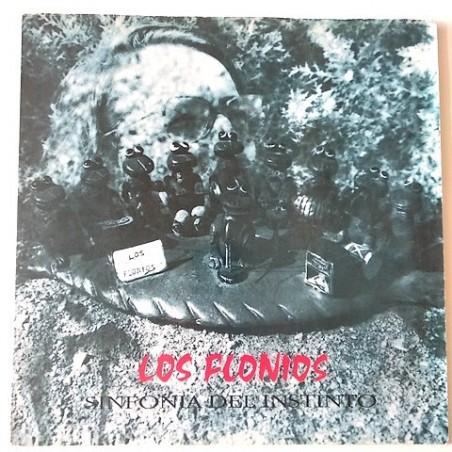 Flonios - Sinfonia del Instinto S-LP-1004