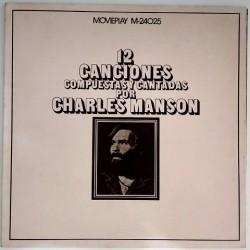Charles Manson - 12 Canciones compuestas por M-24.025