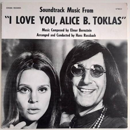 Elmer Bernstein - I love you... LP-8010