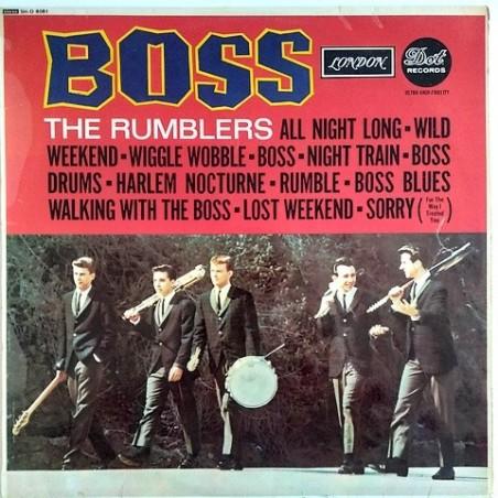 Rumblers - Boss SHD.8081