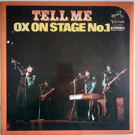 Ox - Tell Me SJX-502