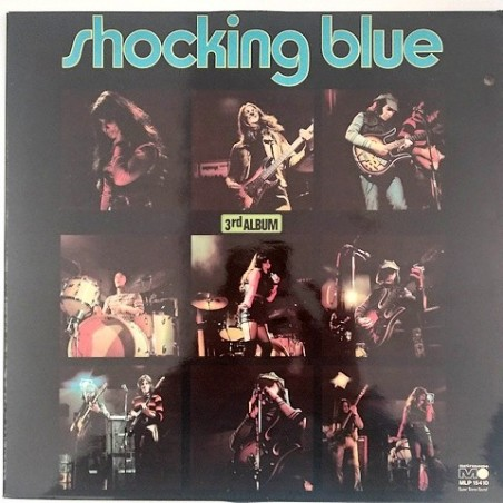 Shocking Blue - 3rd album MLP 15 410