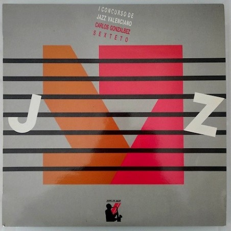 Carlos Gonzalbez Sexteto - I Concurso de Jazz JV 002
