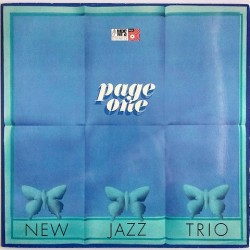 New Jazz Trio - Page One CRM 735
