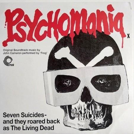 John Cameron / Frog - Psychomania OST JBH002LP