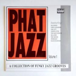 Various Artist - Phat Jazz PGLP-102