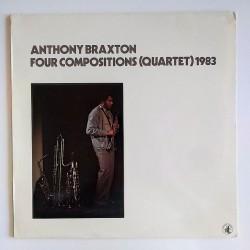 Anthony Braxton - 4 Compositions (Quartet) 1983 BSR 0066