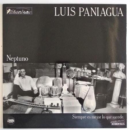Luis Paniagua - Neptuno GA-160