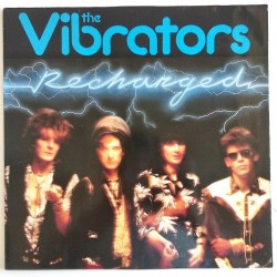 Vibrators - Recharged REV LP 101