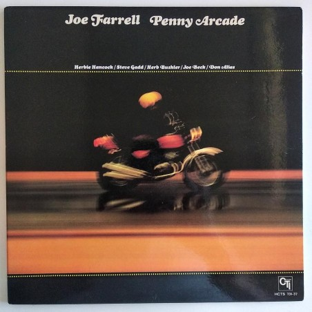 Joe Farrell - Penny Arcade HCTS 731-37