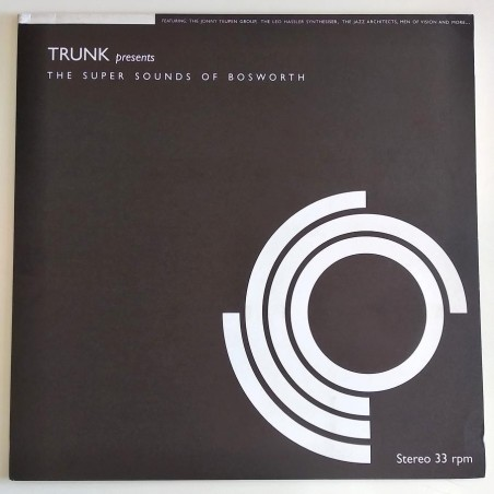 Peter Trunk - Super Sounds Of Bosworth BARKED 1