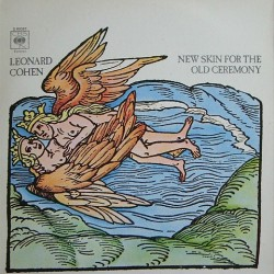 Leonard Cohen - New skin for the old ceremony S 69087