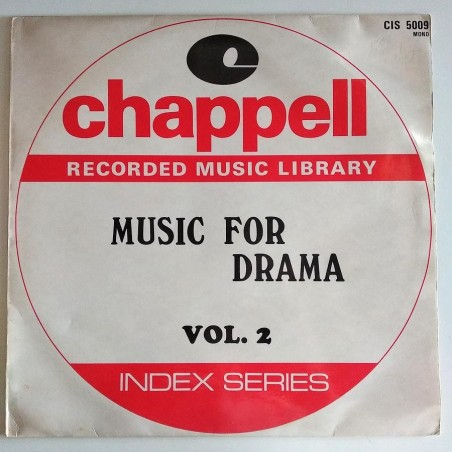 Various Artist - Music for Drama Vol.2 CIS 5009
