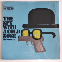 Riz Ortolani  - The Spy with a cold nose 62919