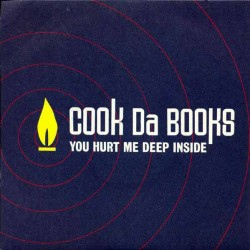 Cook da books - You hurt me...