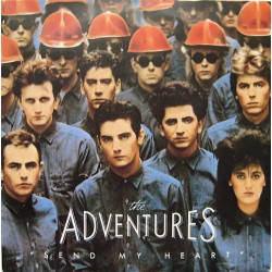 Adventures - Send my heart