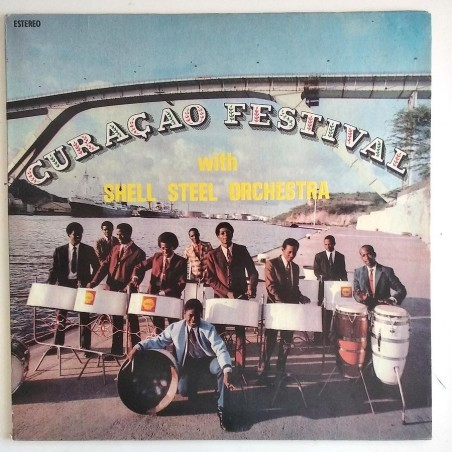 Shell Steel Orchestra - Curaçao Festival 993-370