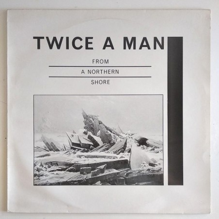 Twice a Man - From Northern Shore Frizzbee 4