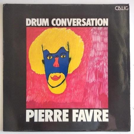 Pierre Favre - Drum Conversation CAL 30 606